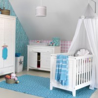 Babykamer Beach White