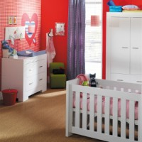 Babykamer Snow White