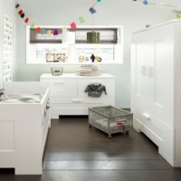 Kids Factory Babykamer Block Wit