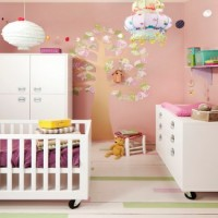 Kids Factory Babykamer Cargo Wit