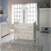 Babykamer New England Wit