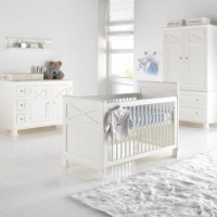 Babykamer Old Dutch Wit