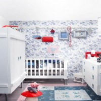 Babykamer Worker Wit