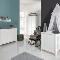 Babykamer Atlantic Wit