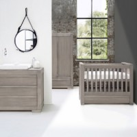 Babykamer Grey Wood