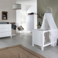 Babykamer Pure Kids Wit