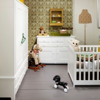 Kids Factory Babykamer Balade Wit