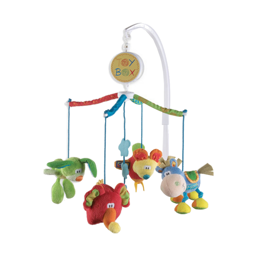 Playgro Toybox Music Mobile