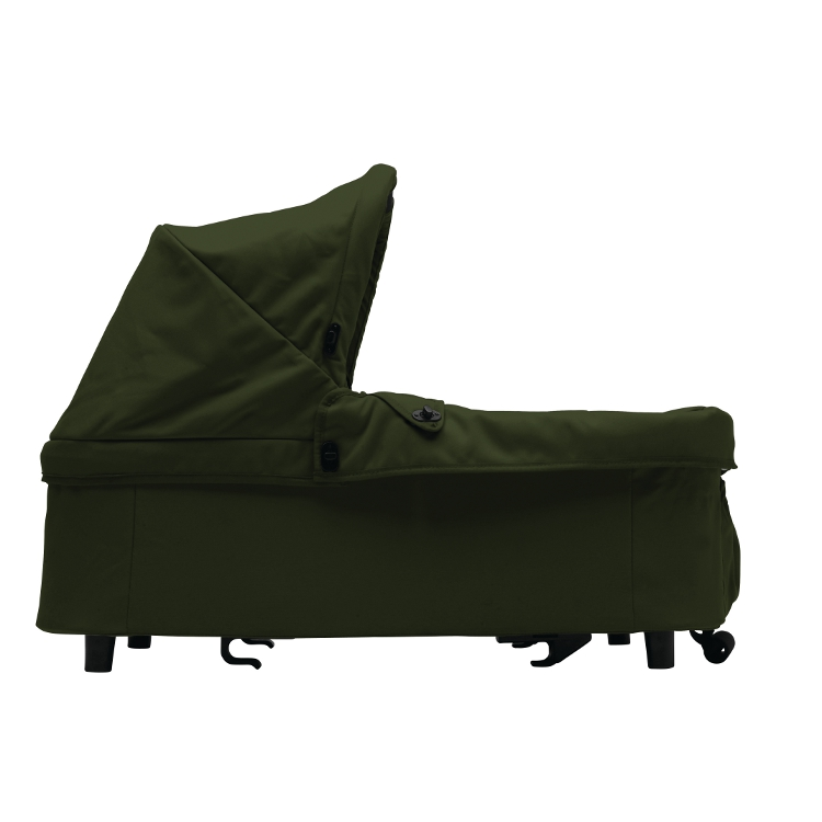 Easywalker Duo Plus Carry Cot Olive Green