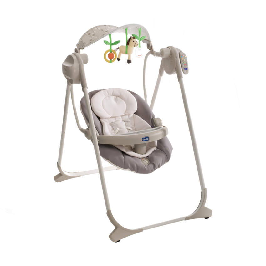 Chicco Polly Swing Up Grijs