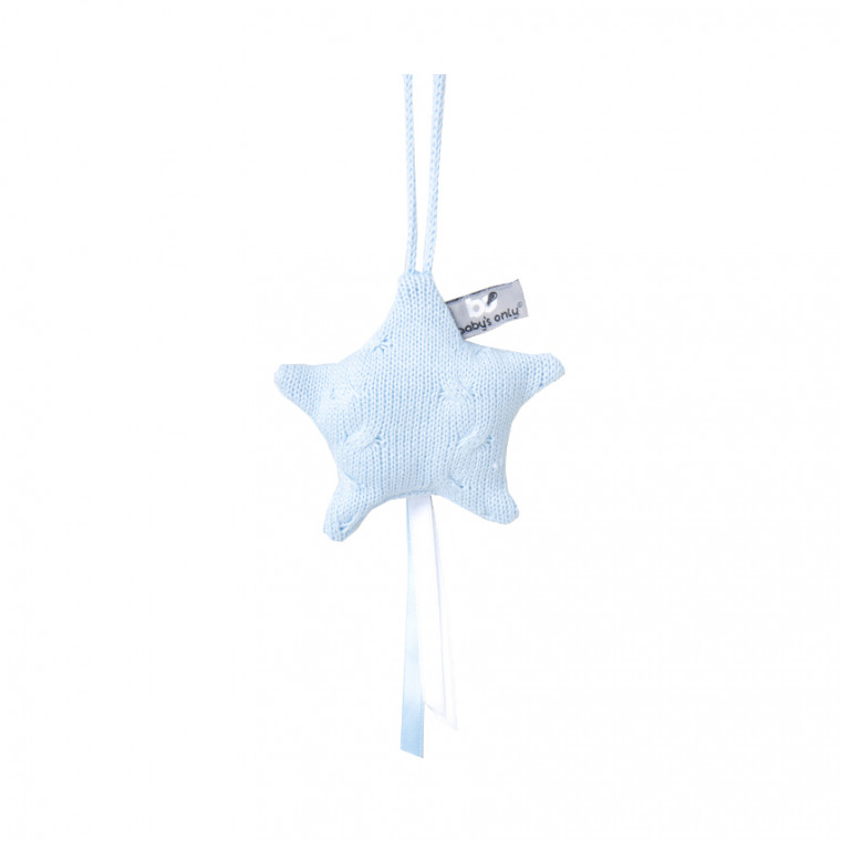 Baby's Only Decoratiester Kabel Uni Baby Blauw