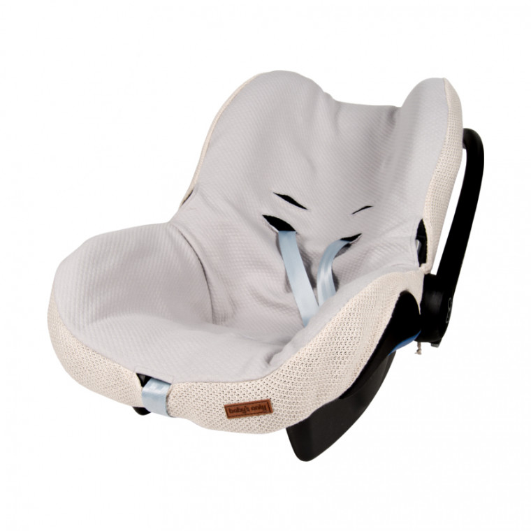 Baby's Only Autostoelhoes Classic Zand