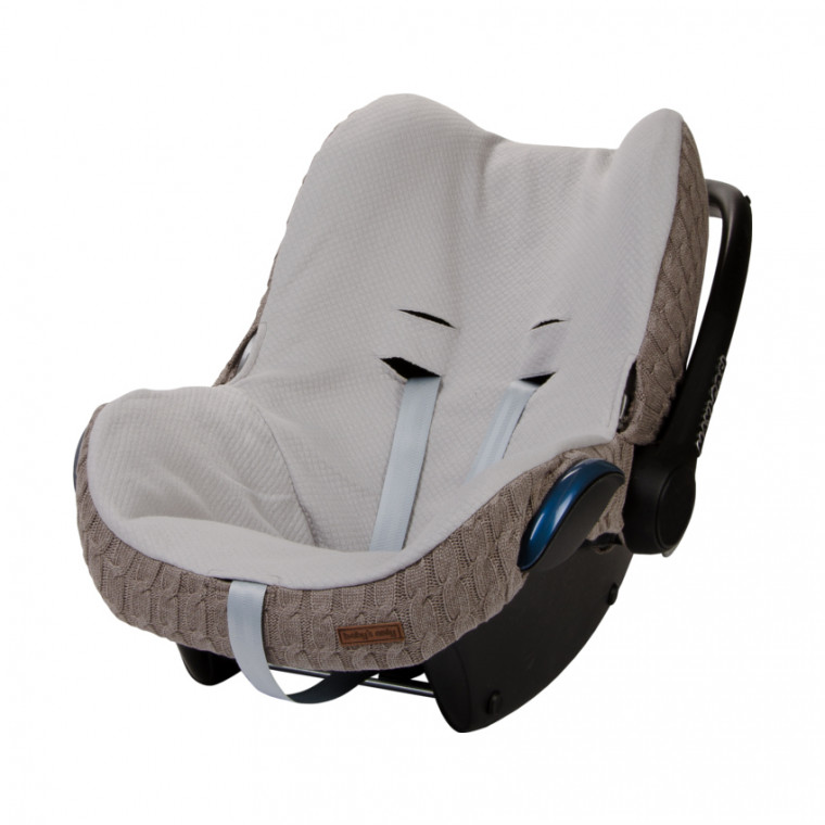 Baby's Only Autostoelhoes Maxi-Cosi Kabel Taupe