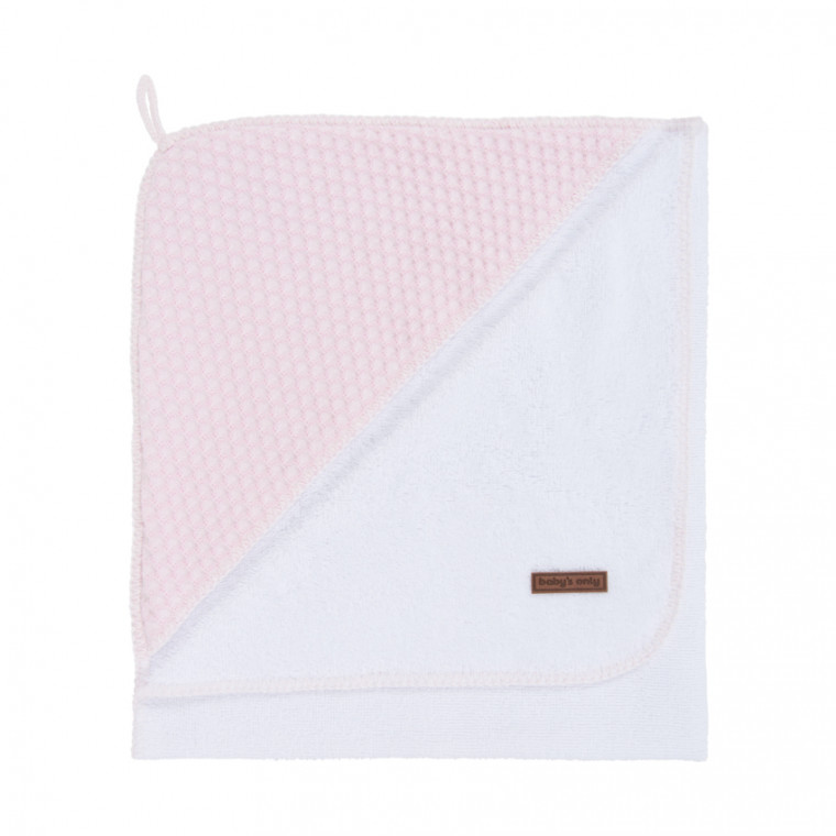 Baby's Only Badcape Sun Classic Baby Roze