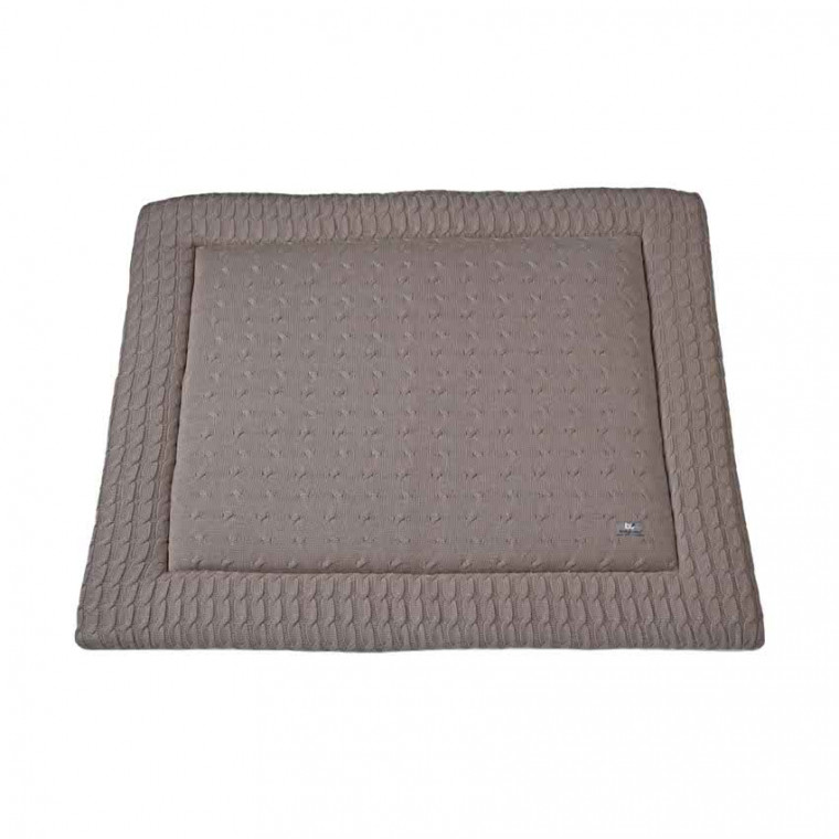 Baby's Only Boxkleed Kabel Uni Taupe 75 x 95 cm