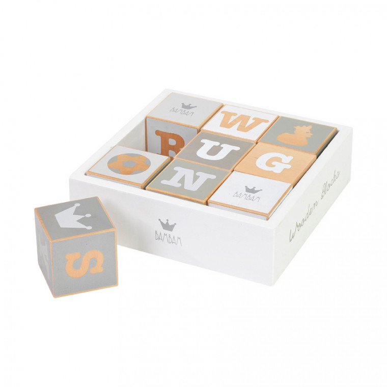 BamBam ABC Blocks
