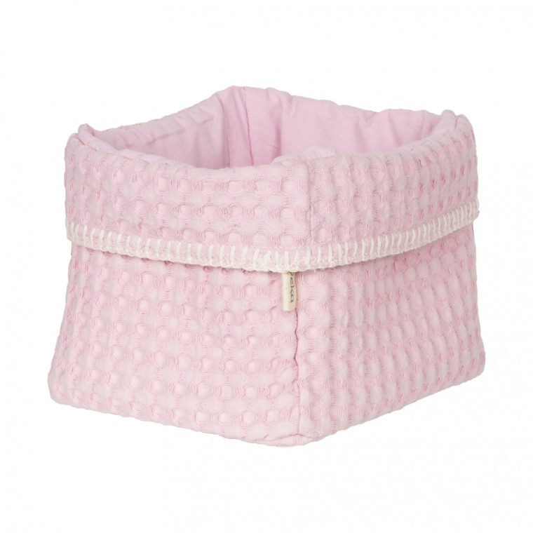 Koeka Commodemandje Antwerp Old Baby Pink