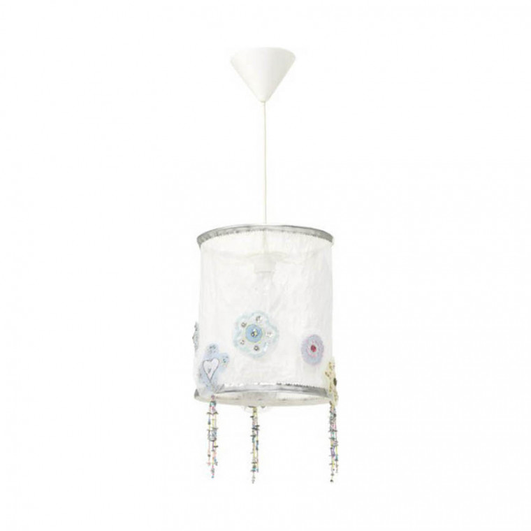 Life Time Lamp SilverSparkle