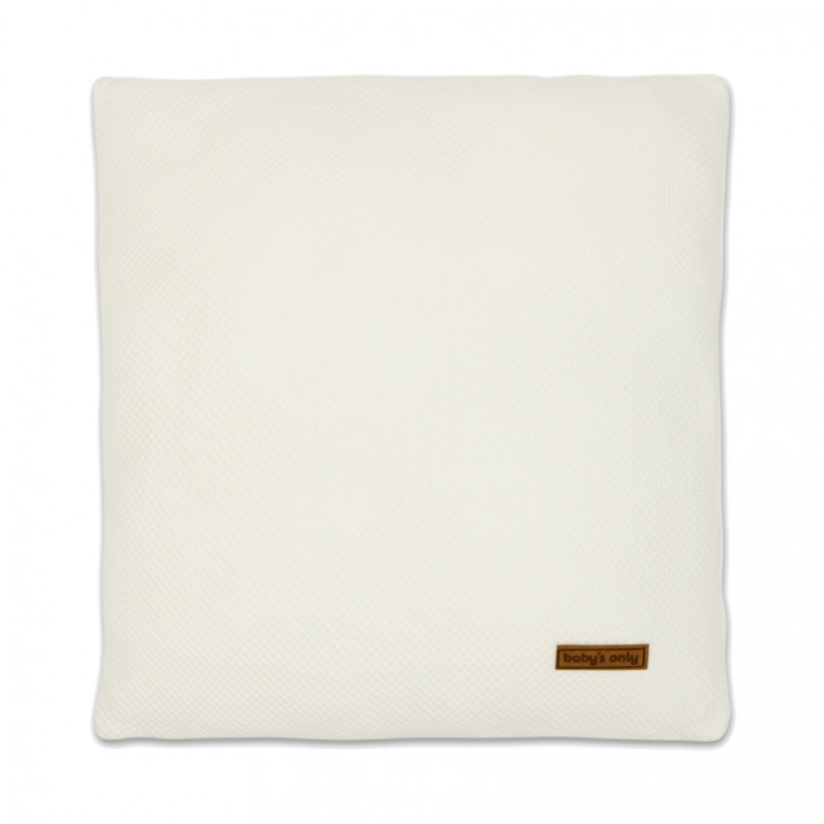 Baby's Only Kussen Classic Wolwit 40 x 40 cm