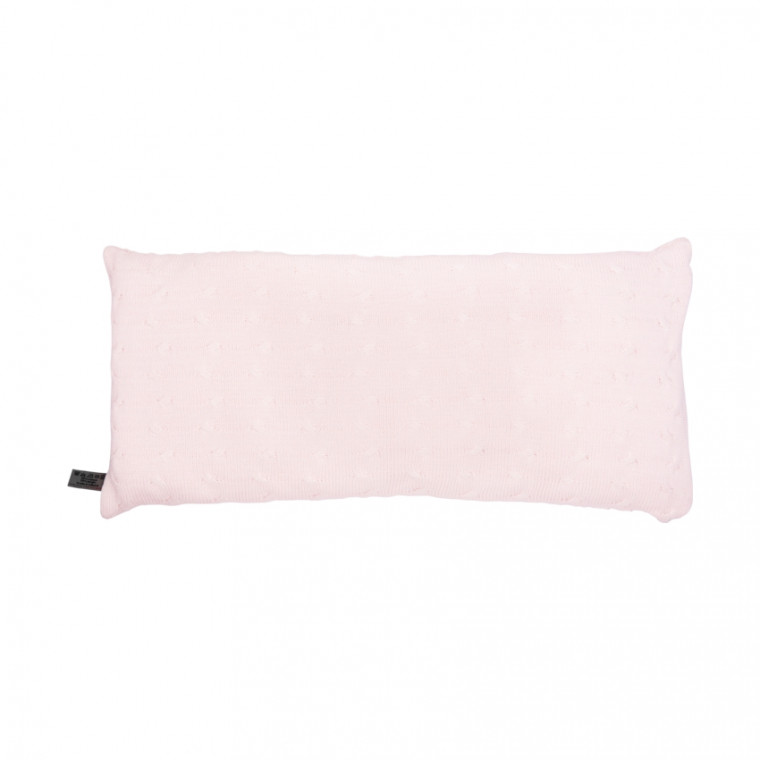 Baby's Only Kussen Kabel Uni Classic Roze 60 x 30 cm