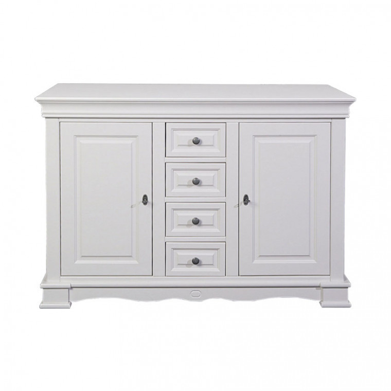 Babykamer Louise de Philippe Wit Commode