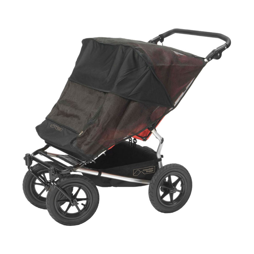 Mountain Buggy Sun Cover Duo Urban Jungle Mountain buggy kopen
