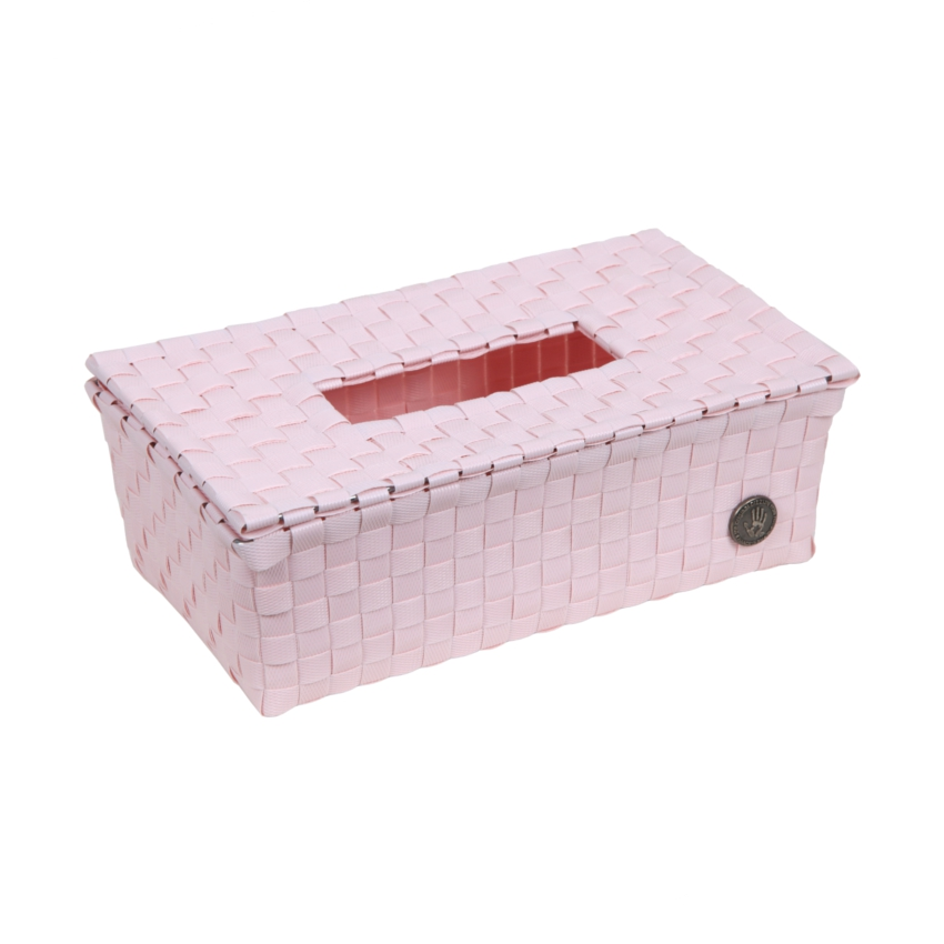 Handed By Tissue Box Luzzi Powder Pink
