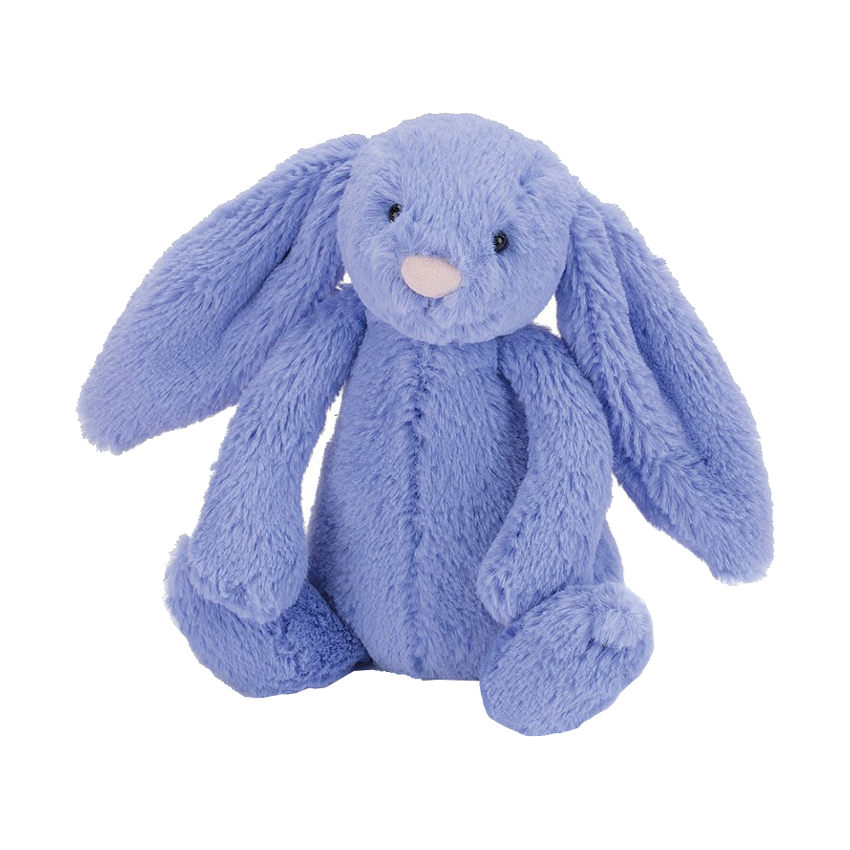 Jellycat Bashful Bunny Medium Blue