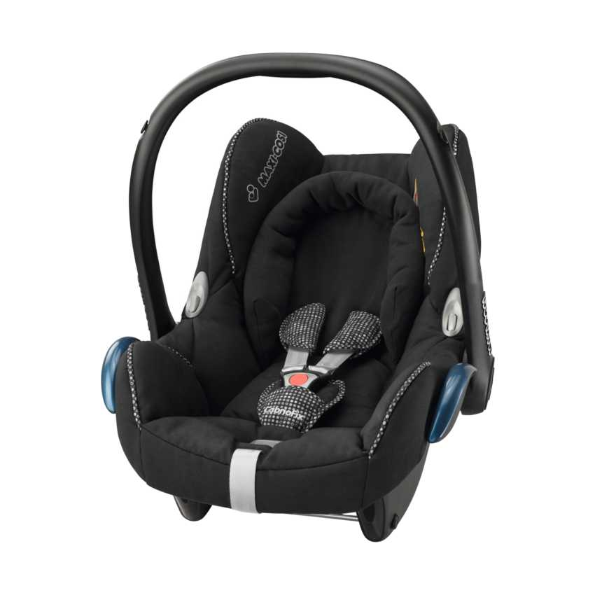 Maxi-Cosi Cabriofix digital black