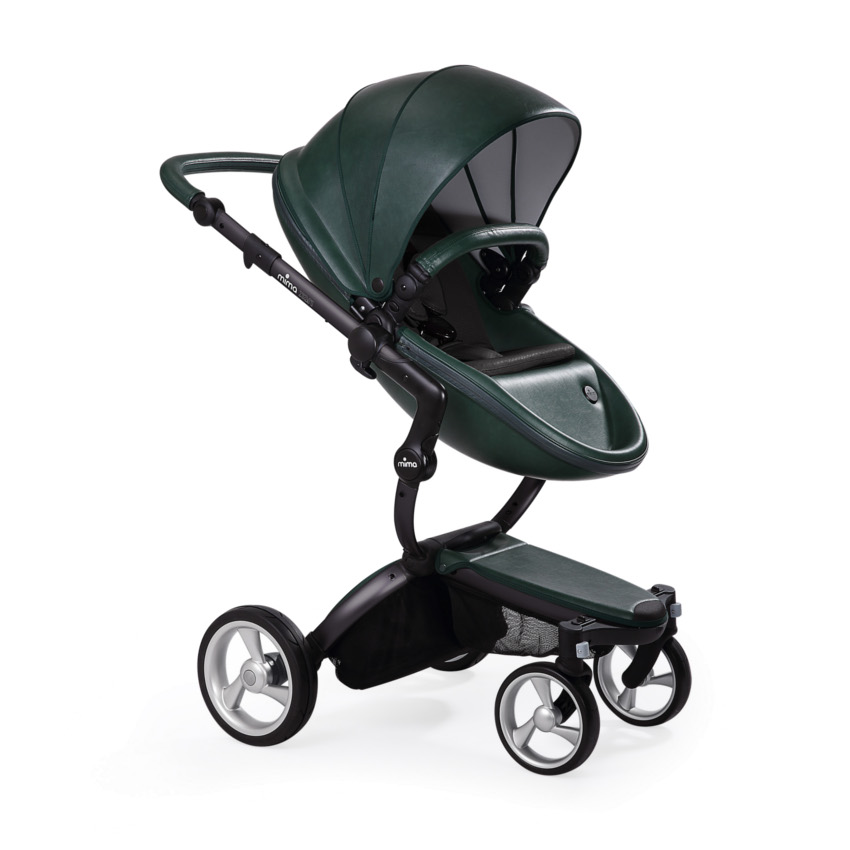 Mima Xari Black - British Green