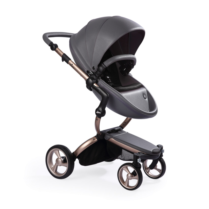 Mima Xari Rose Gold - Cool Grey