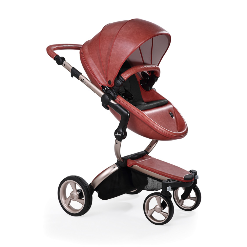 Mima Xari Rose Gold - Sicilian Red