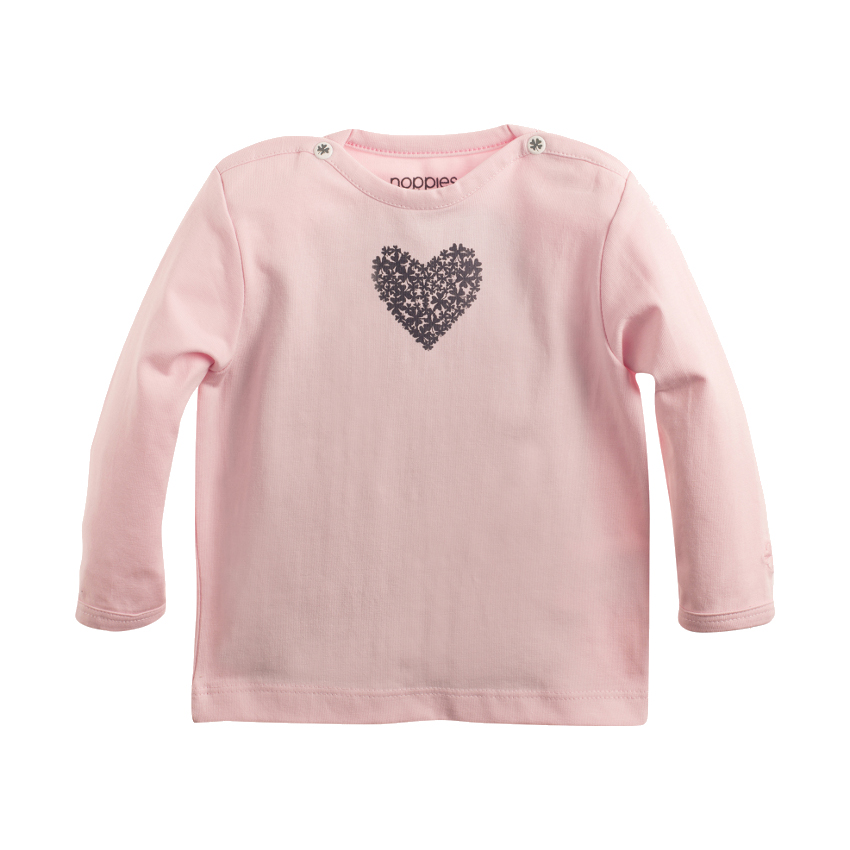 Noppies LADY Longsleeve Roze