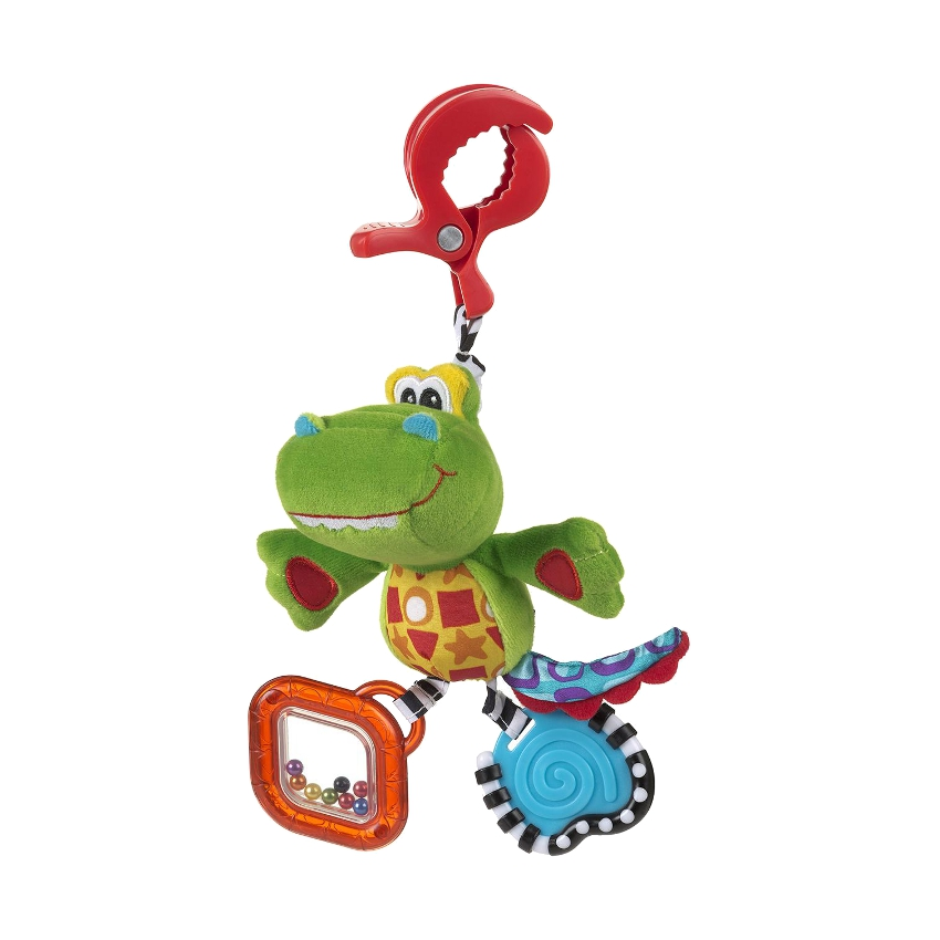 Playgro Dingly Dangly Snappy The Alligator