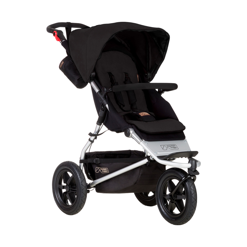 Mountain Buggy Urban Jungle Black Mountain buggy kopen