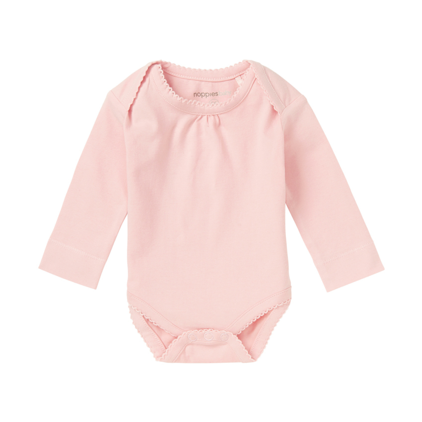 Noppies Gladstone Romper Blush Mt 68