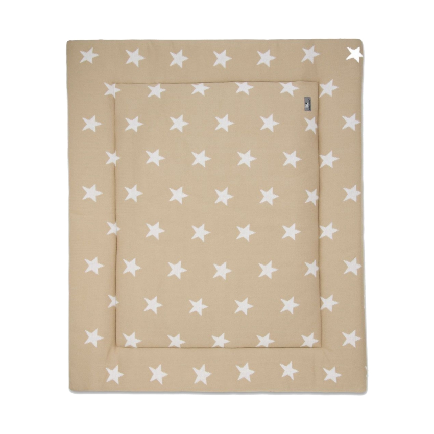 Baby´s Only Boxkleed Ster Beige / Wit 75 X 95 Cm