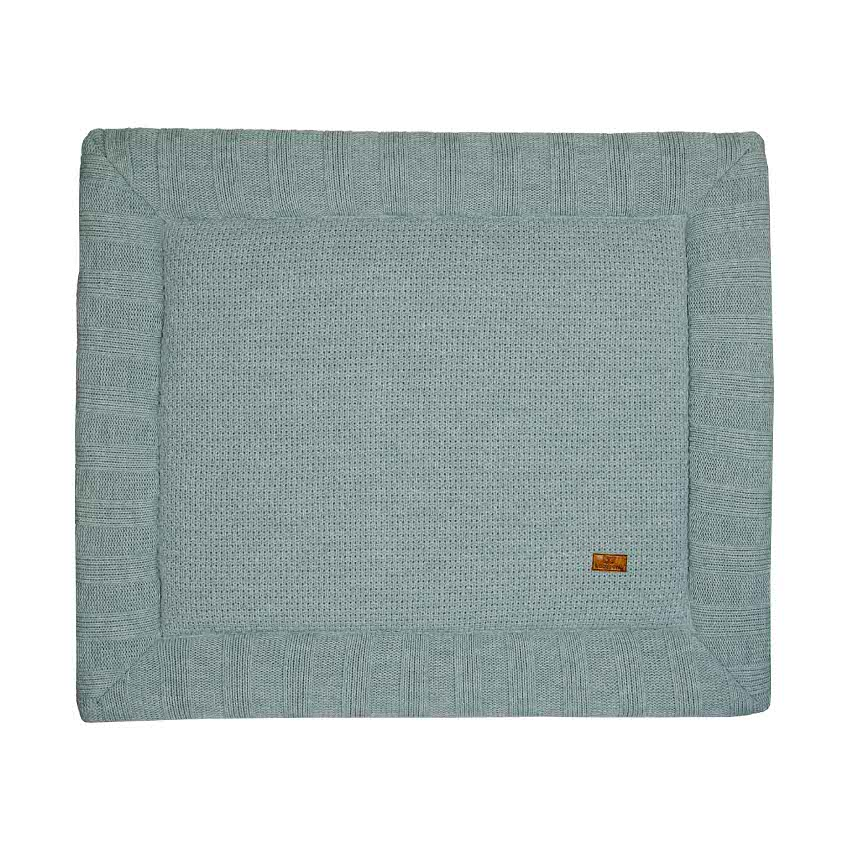 Baby's Only Stoer Boxkleed Stone Green 85 x 100 cm