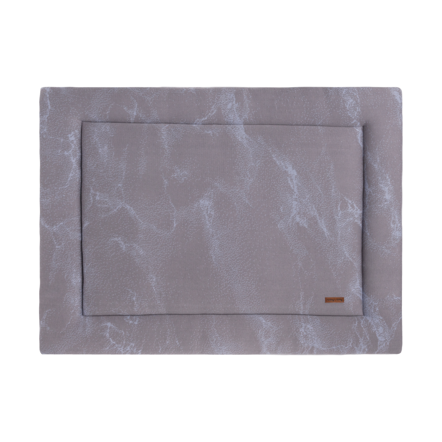 Baby's Only Marble Boxkleed Cool Grey - Lila 75 x 95 cm