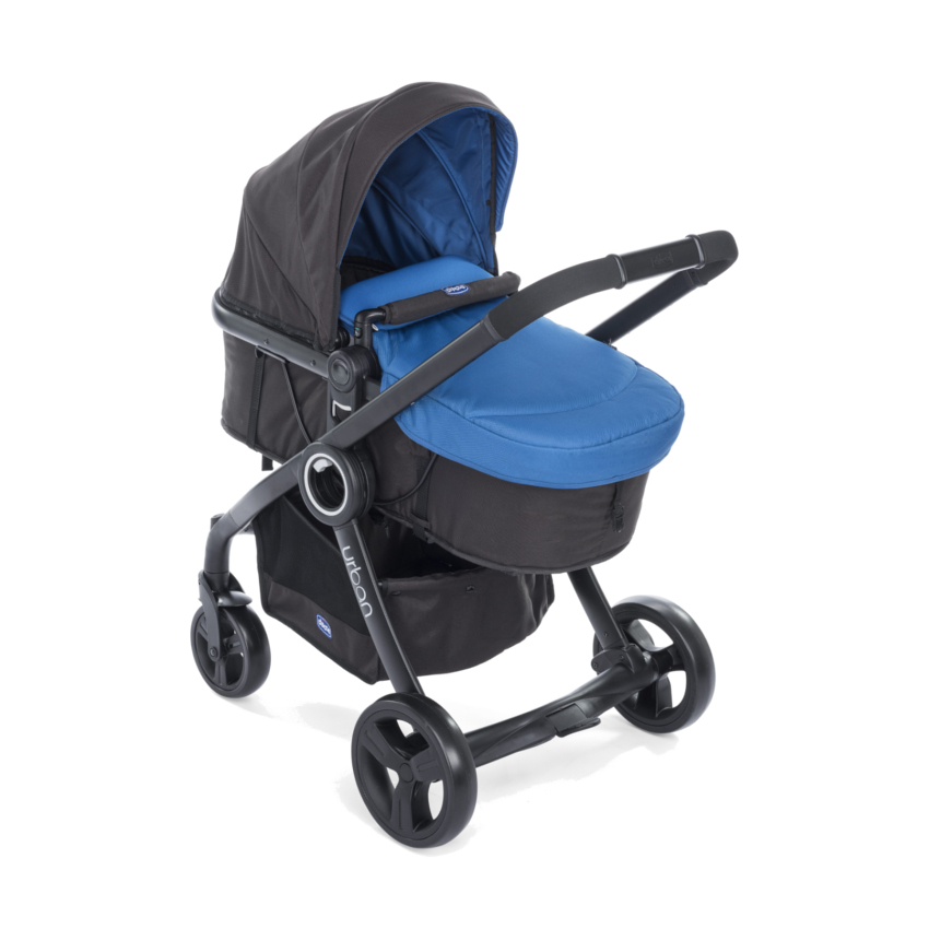 Chicco Urban Black / Power Blue