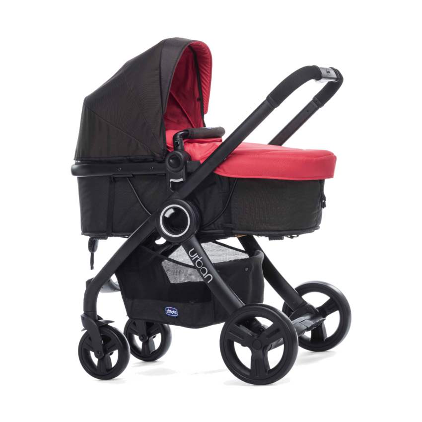 Chicco Urban Black / Red Passion