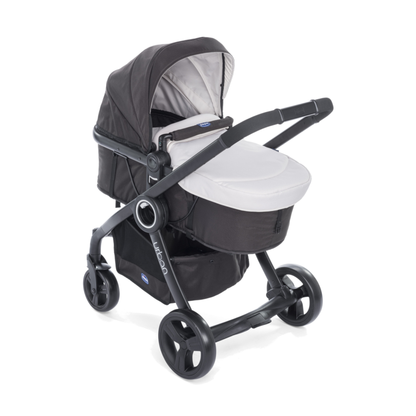 Chicco Urban Black / Sandshell