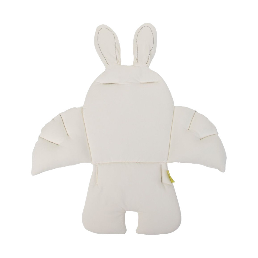 Childhome Rabbit Stoelkussen Jersey White