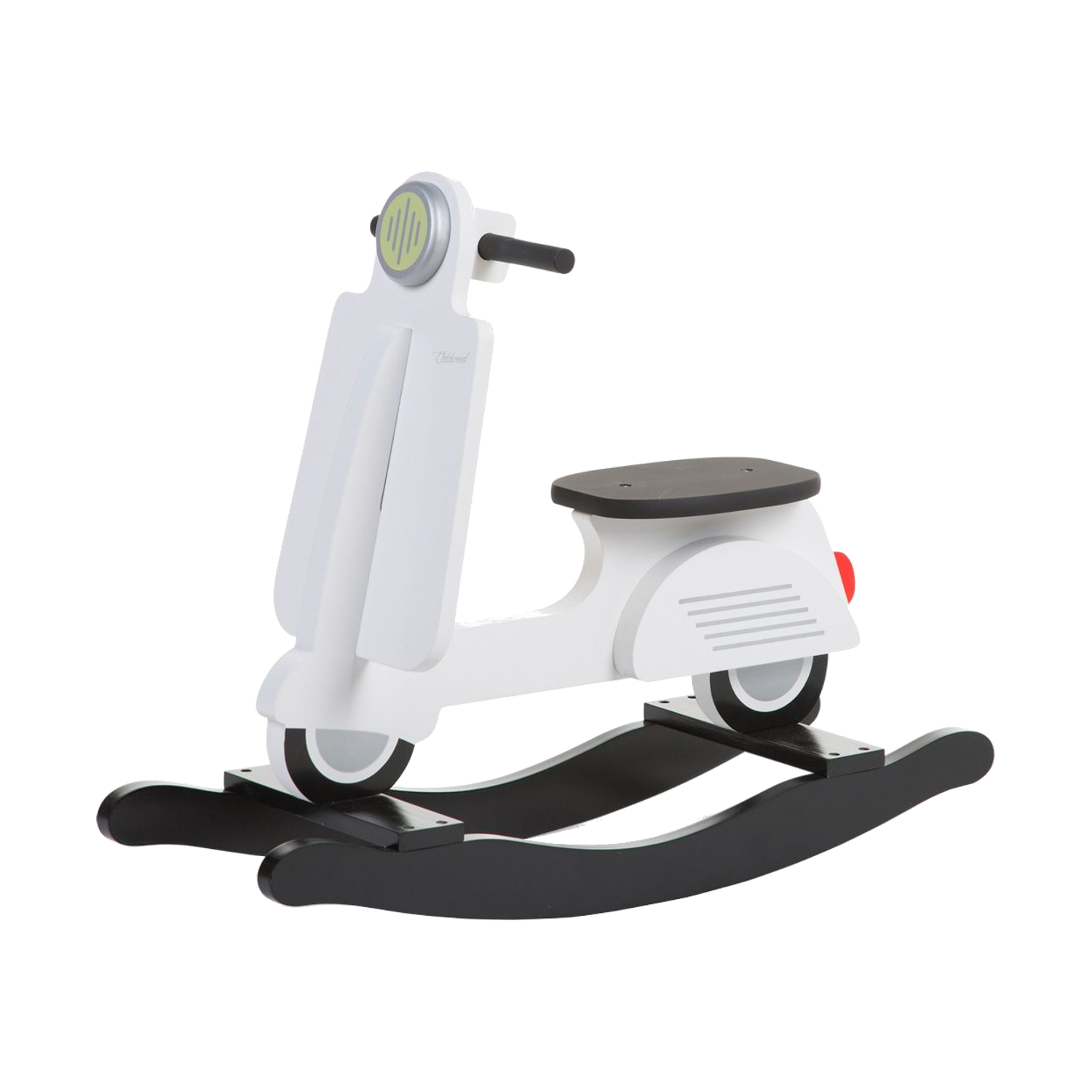 Childhome Schommel Scooter Wit