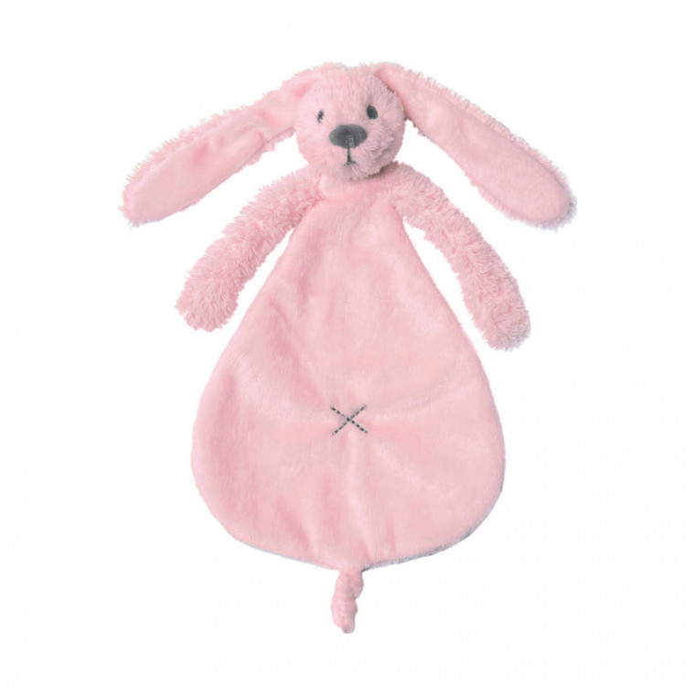 Happy Horse Rabbit Richie Knuffeldoekje Pink
