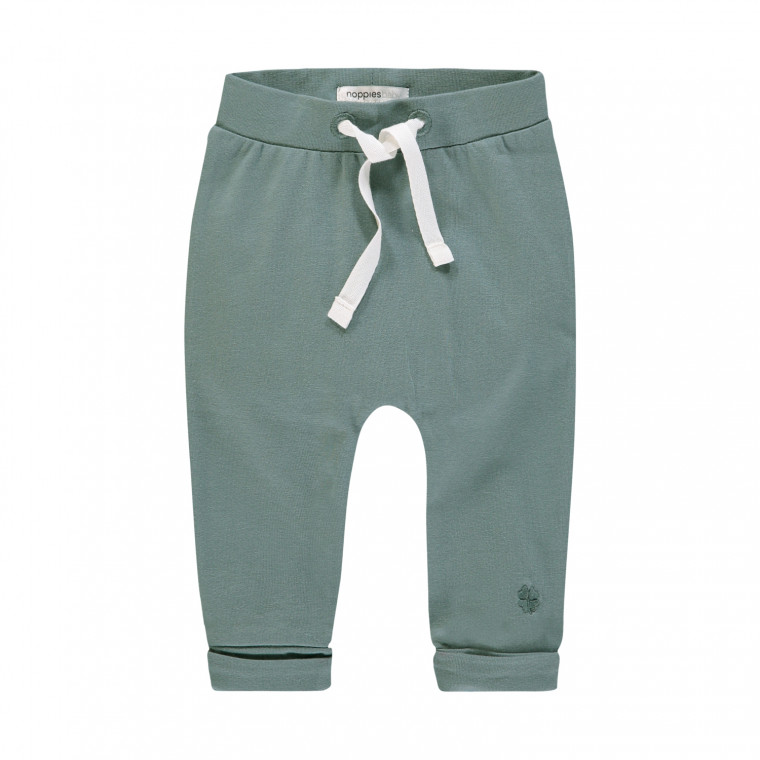 Noppies Bowie Broekje Dark Green Mt. 68