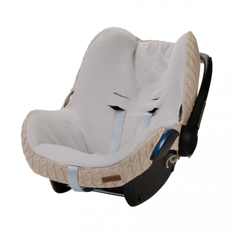 Baby's Only Autostoelhoes Maxi-Cosi Kabel Beige