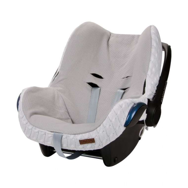 Baby's Only Autostoelhoes Maxi-Cosi Kabel Wit
