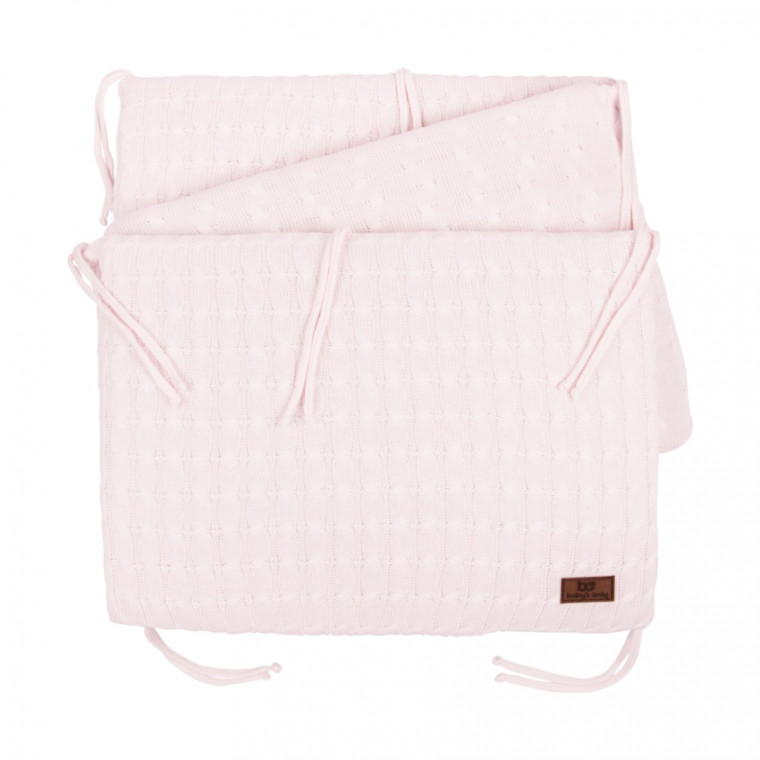 Baby's Only Bedomrander Kabel Uni Classic Roze