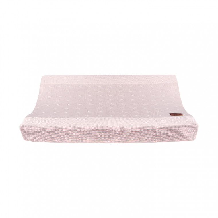 Baby's Only Kabel Waskussenhoes Classic Roze